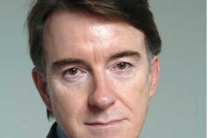 FCC cocktail reception with Lord Peter MANDELSON