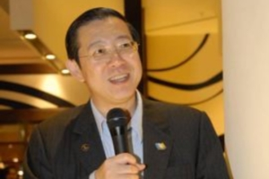 FCC club lunch with LIM Guan-eng