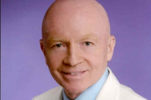 FCC club lunch with Dr. Mark MOBIUS