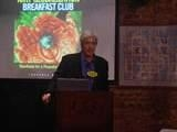 FCC club lunch with Laurence J. BRAHM