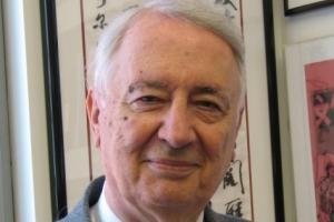FCC club lunch with Roderick MACFARQUHAR