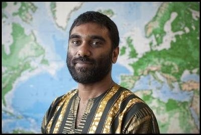FCC club lunch with Kumi NAIDOO