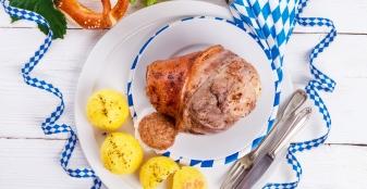 Oktoberfest Food Promotion