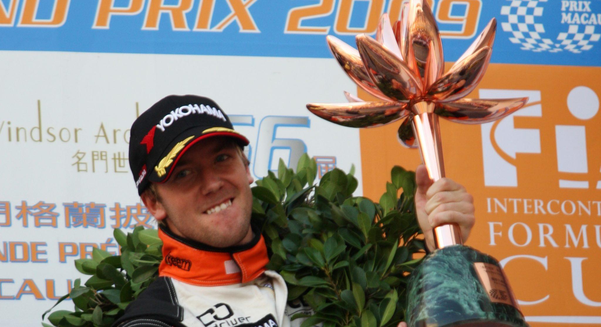 Club Lunch: Formula E: Racing To The Future ? A Conversation with Sam Bird, Formula E Race Winner