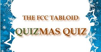 The FCC Tabloid Quizmas Quiz