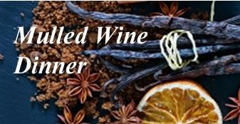 Mulled Wine Dinner