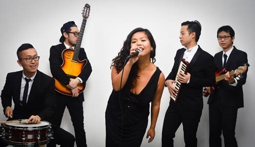 Miriam Ma and Hippogroove will perform in Bert's during the charity party.