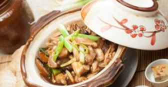 Clay Pot Dishes