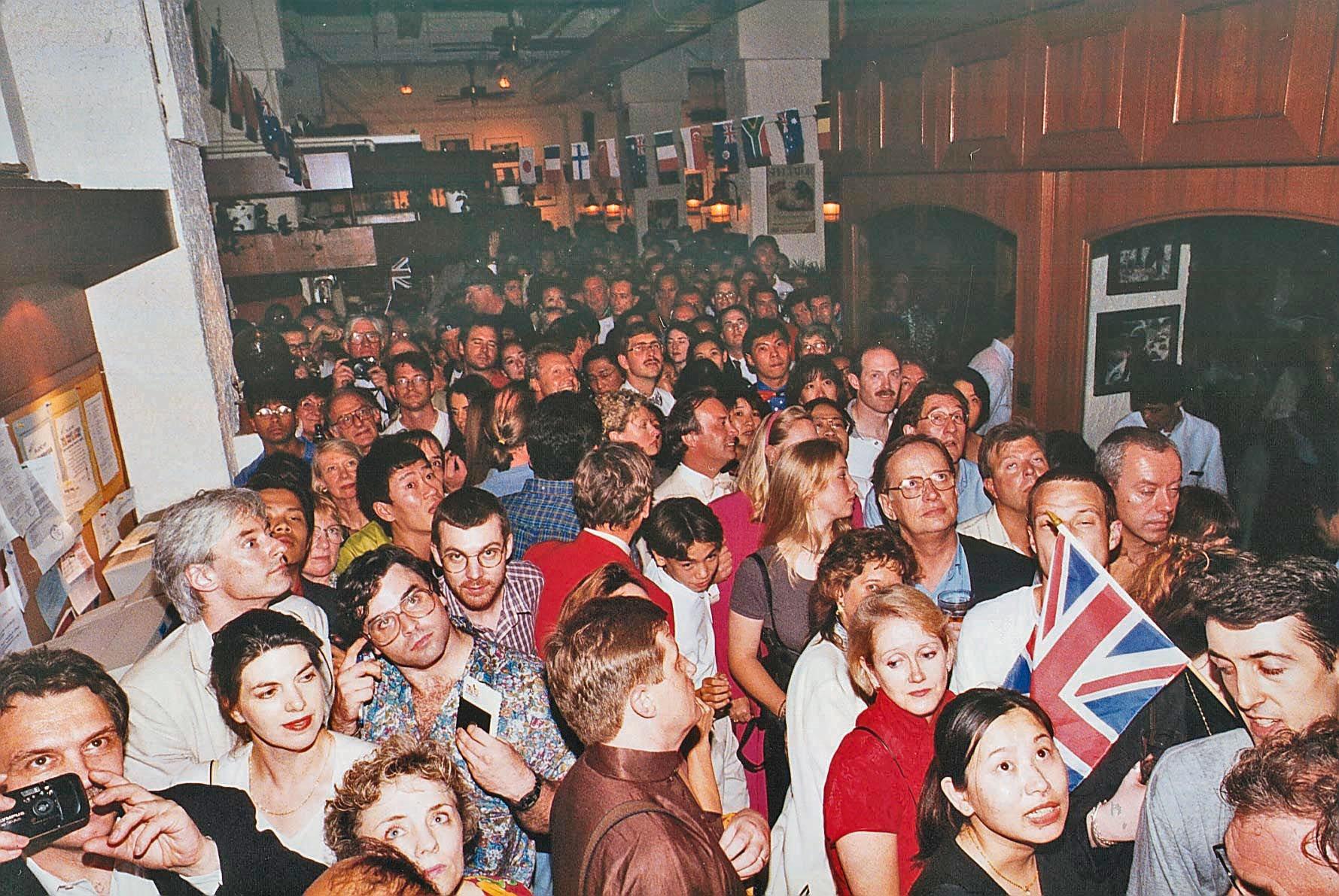 20 Year Hong Kong Handover Celebration