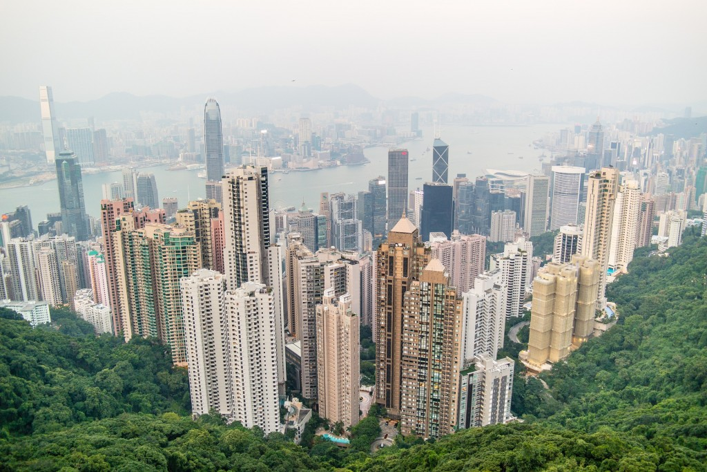 Club Lunch: Hong Kong's Record Property Prices: What Goes Up, Must Come Down?
