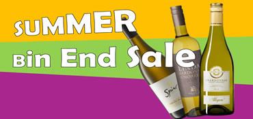 Summer Bin End Sale