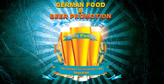 German Food & Beer Promotion