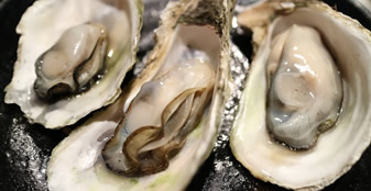 Oyster, Caviar & Champagne Promotion