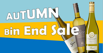 Autumn Bin End Sale