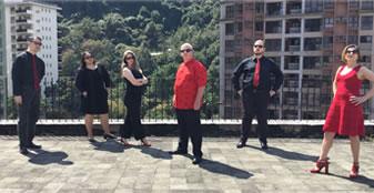 FCC Presents: Eight Five Tunes (a Cappella)