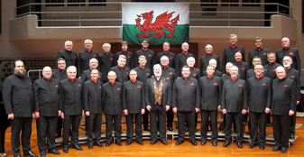 A Christmas concert of carols by The Hong Kong Welsh Male Voice Choir