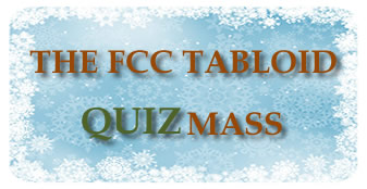 THE FCC TABLOID QUIZMASS
