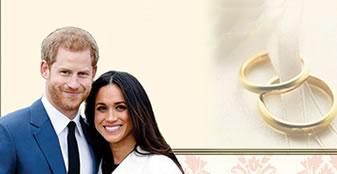 Royal Wedding of Prince Harry & Meghan Markle