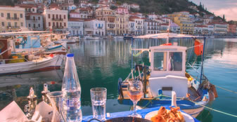 A Culinary Visit to Greece