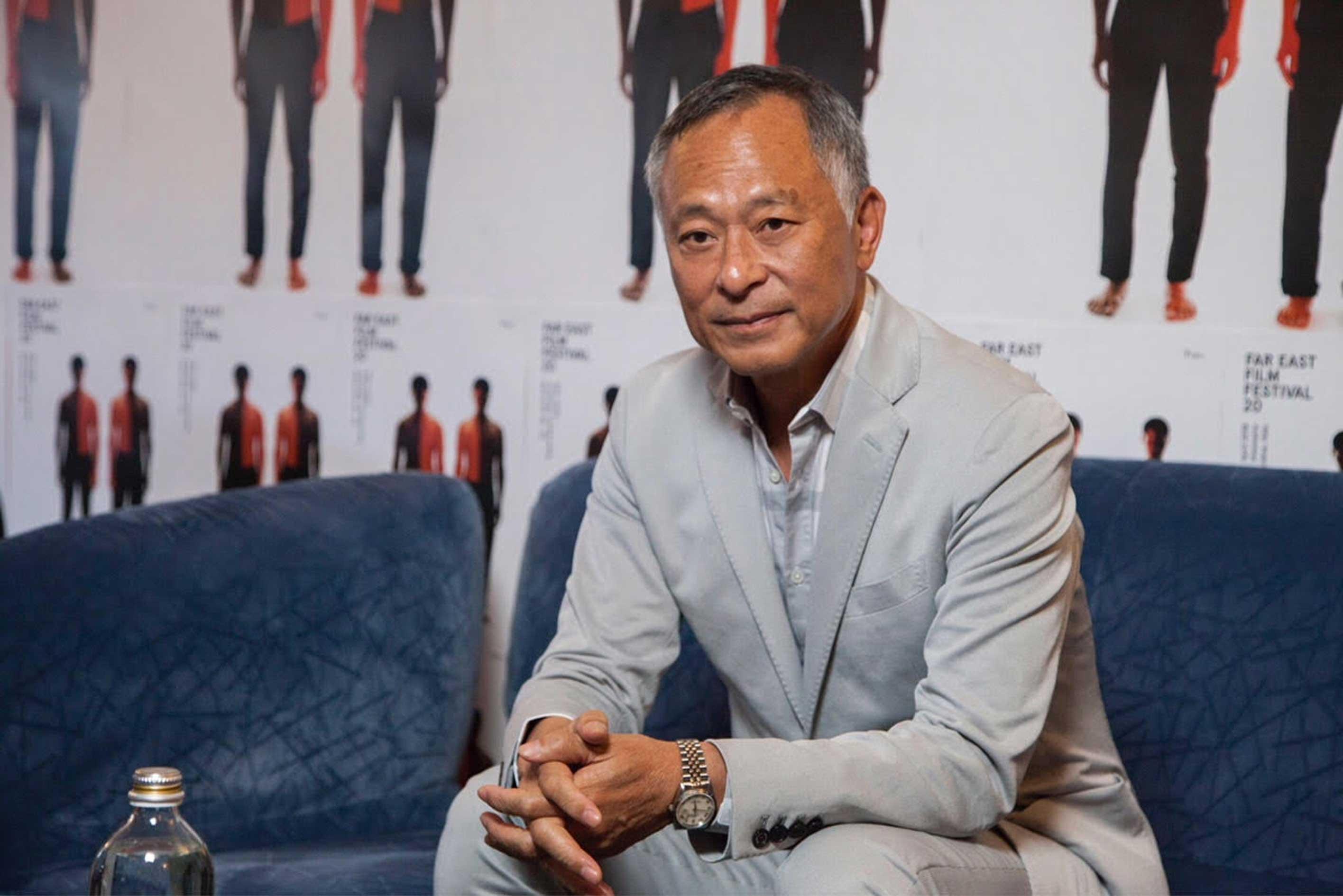 Hong Kong director Johnnie To Kei-fung