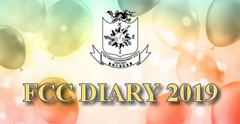FCC Diary 2019