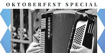 Oktoberfest Special- Live Accordion
