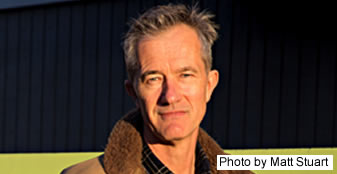 Club Lunch - 'Not a Reporter': A Lunch with Writer Geoff Dyer