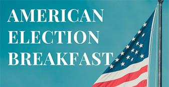 American Election Breakfast