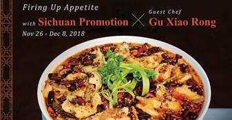 Sichuan Guest Chef Promotion