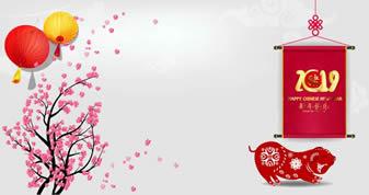 Chinese New Year Celebration Menu