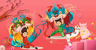 Please Join Us for a Chinese New Year Celebration!