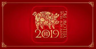 Chinese New Year Set Menu 2019
