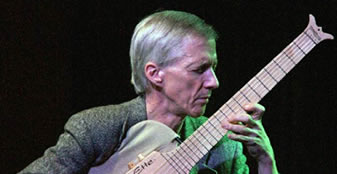 French Tapas Buffet X Jazz Guitarist- John Stowell