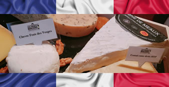 Le French May Cheese & Wine Pairing