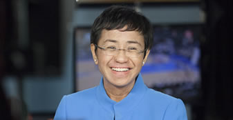 Club Lunch: A Press Freedom Fighter in the Philippines – A Conversation with Maria Ressa