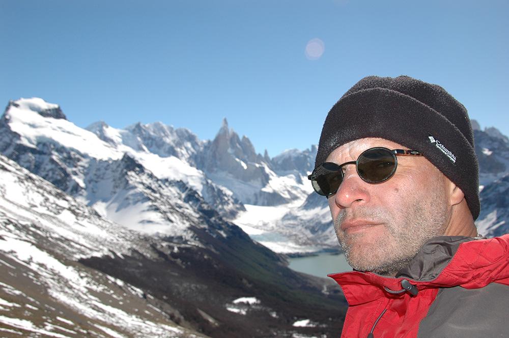Argentina - the ice climbing phase.