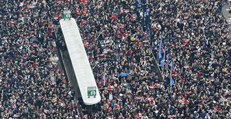 Wall Exhibition: Hong Kong Protests – Past and Present