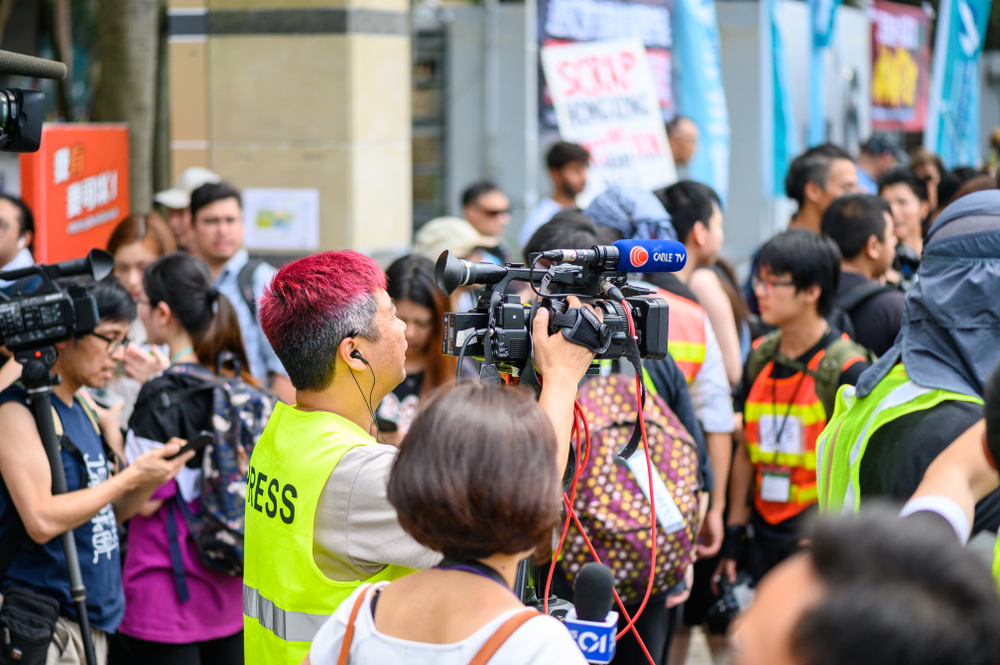 Hong Kong protests of June 16, 2019.