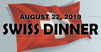 You're invited to FCC Swiss Dinner!