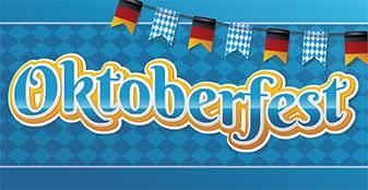Oktoberfest Snack Menu