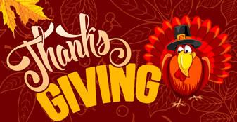 Happy Thanksgiving 2019!!
