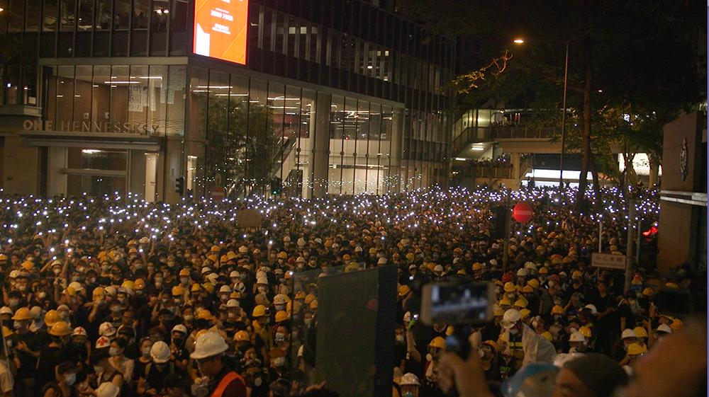 26 June Wan Chai PHQ Siege