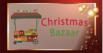Christmas Bazaar 2019 - Free Admission!!