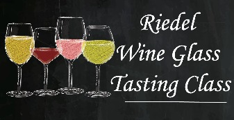 Riedel Wine Glass Tasting Experience