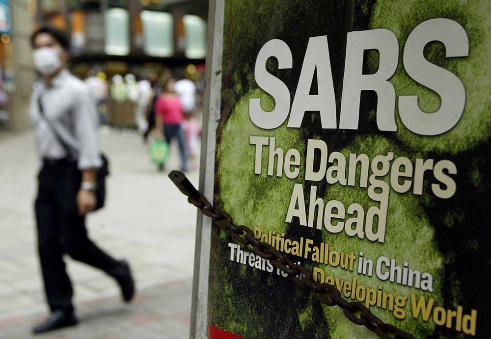 Hong Kong's epidemic readiness has improved since the SARS crisis in 2003