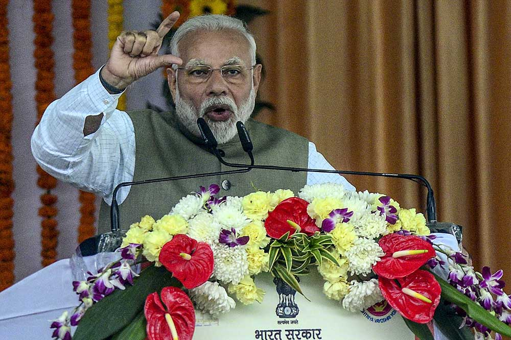 India's Prime Minister Narendra Modi 'spreads hatred against journalists'