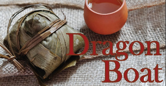 Dragon Boat Festive Menu