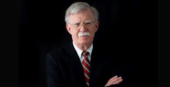 Club Online Zoom Event - John Bolton: The Man in the Room Where It Happened