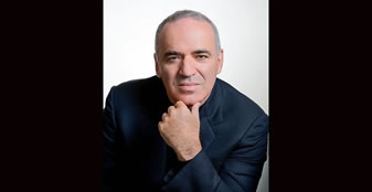 Club Online Zoom Event: A Conversation with Garry Kasparov