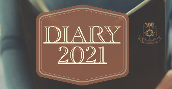FCC Diary 2021 is available!!